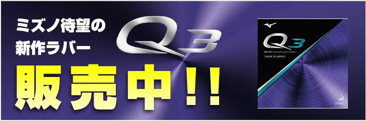 ミズノ「Q3」